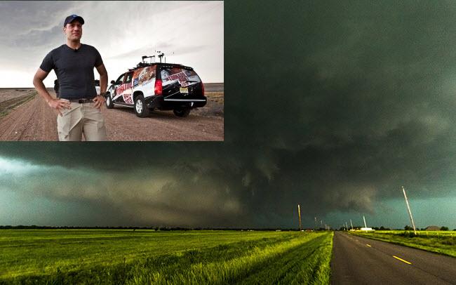 Mike Bettes El Reno tornado story