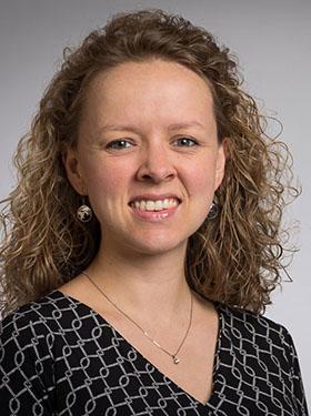 Senior Lecturer Emily Castellucci