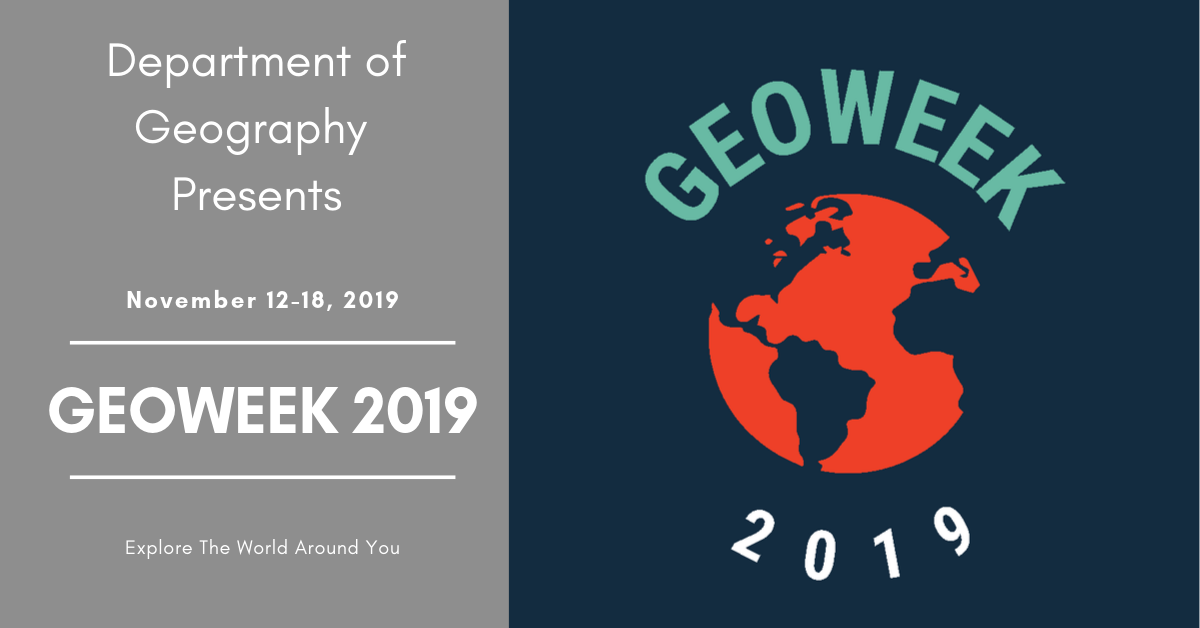 GeoWeek 2019