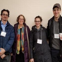 OSU Geograpy at the Dimensions of Political Ecology meeting