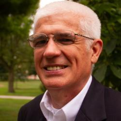 Morton O'Kelly, professor of geography and divisional dean for the social and behavioral sciences at The Ohio State University College of the Arts and Sciences