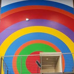Bullseye Pomerene Hall
