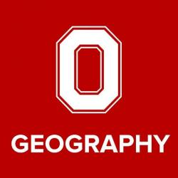 Block O Ohio State Geography logo