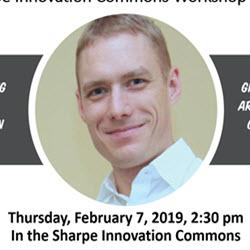 Sharpe Commons Speaker Torrin Hultgren