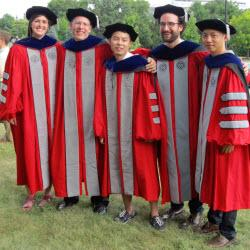 PhD Graduates SU 14