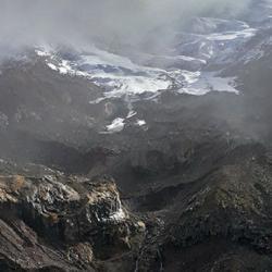 Retreating South American Glaciers