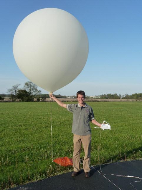 Weather baloon