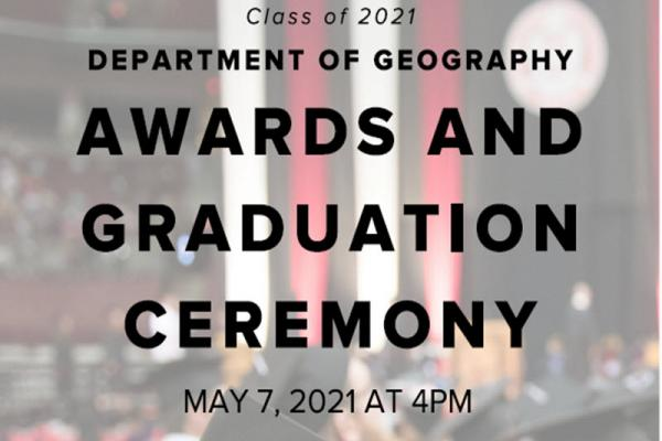 Class of 2021 Awards and Graduation Ceremony