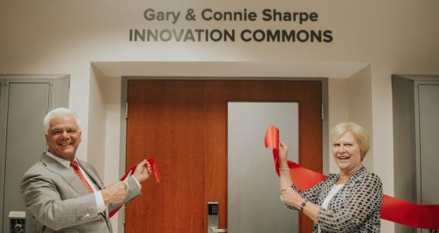 Innovation Commons Opening