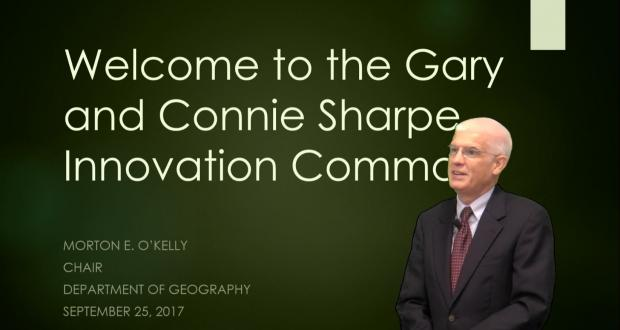 Sharpe Innovation Commons