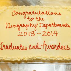 2014 Awards Cake