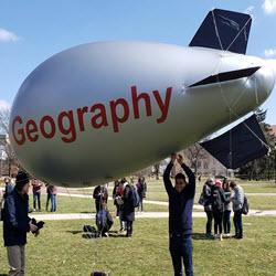 Geography Blimp