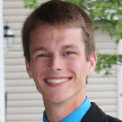 John Banghoff wins AMS scholarship