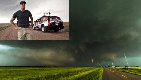 Mike Bettes El Reno tornado story