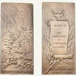 GCA Medal
