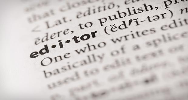 Journal Editor